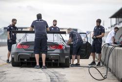 BMW M6 GTLM during testing