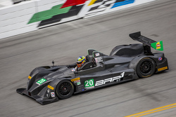 #20 BAR1 Motorsports Oreca FLM09: Johnny Mowlem, Brian Adler, Ryan Eversley, Adam Merzon