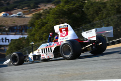United Autosports historic race cars
