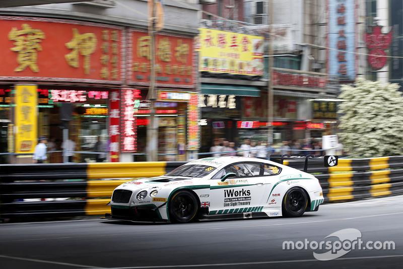 泽圭太,Absolute车队, 宾利欧陆 GT3