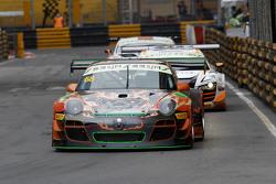 John Shen, Modena Motorsports车队,保时捷997 GT3R