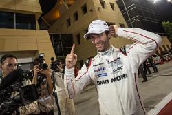 年度车手冠军:马克·韦伯,保时捷车队