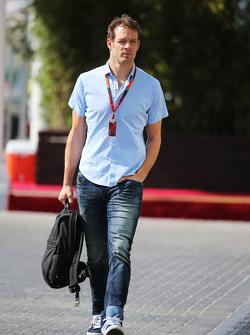 Alexander Wurz, Williams Driver Mentor / GPDA Chairman
