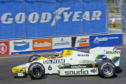Keke Rosberg, Williams