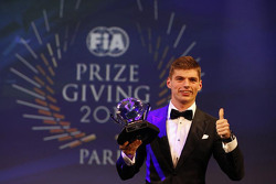Max Verstappen, Scuderia Toro Rosso rookie of the year