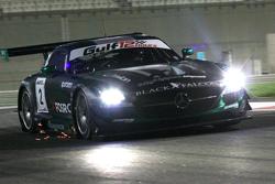 #2 黑凖车队梅赛德斯SLS AMG:耶尔默·布尔曼、阿普杜阿兹·阿尔费萨尔、休伯特·豪普特