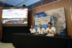 Press conference with Marc Coma
