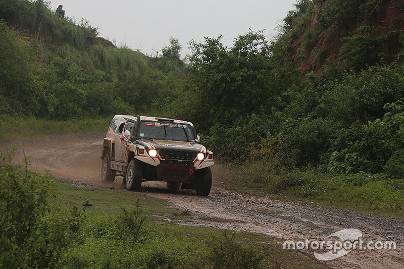 Hummer alla Dakar 2016