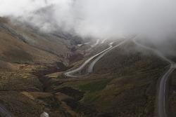 Landschaft in Argentinien