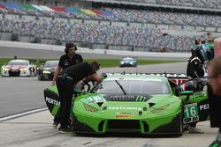 #16 Change Racing Lamborghini Huracan: Spencer Pumpelly, Corey Lewis, Justin Marks, Kaz Grala, Austin Cindric
