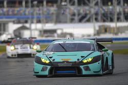 康拉德车队28号兰博基尼Huracan GT3:拉尔夫·伊内钦、兰斯·威尔斯、弗朗茨·康拉德、法比奥·巴比尼、马克·巴森格