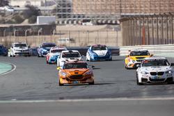 #148 QSR BMW M235i Racing Cup: Jimmy de Breucker, Mario Timmers, Luc Moortgat, Pieter Vanneste, Dylan Derdaele