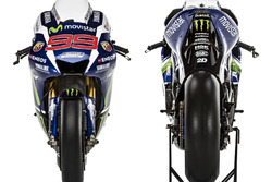 New Yamaha YZR-M1 for Jorge Lorenzo, Yamaha Factory Racing