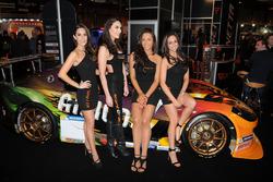 Ginetta Promo girls
