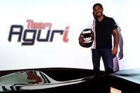 Fórmula E Fotos - Salvador Duran, Team Aguri