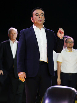Carlos Ghosn, Chairman of Renault