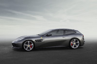 Ferrari GTC4Lusso, presentazione