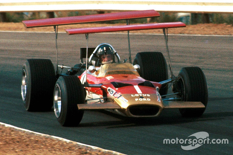 1968: Lotus 49