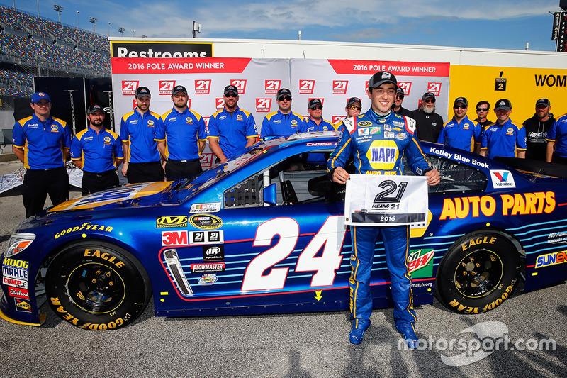 Daytona: Chase Elliott (Hendrick-Chevrolet)