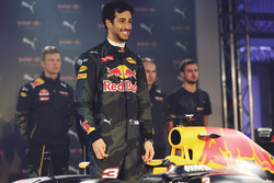 Daniel Ricciardo, Red Bull Racing with the RB12 livery