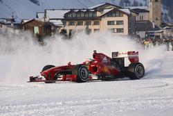 Ferrari snow run
