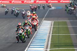 Jonathan Rea, Kawasaki Racing Team leads