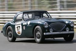 17-Beaumartin, Rochat-Austin Healey 100 M 1955
