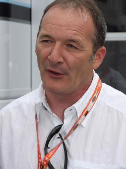Father of Stefan Bradl, MotoGP 125cc Championship