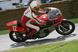 Steve Wynne, 1978 Ducati 900SS TT (ex Mike Hailwood)