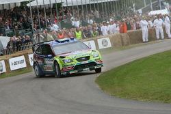 Mikko Hirvonen, 2007 Ford Focus WRC