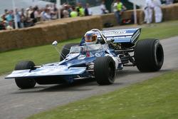 John Delane, 1970 Tyrrell-Cosworth 001 (ex Jackie Stewart)