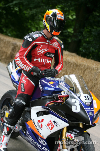 James Haydon, 2008 Yamaha YZF R1