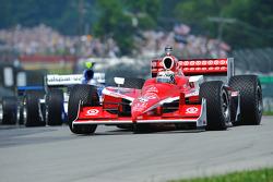 Pace lap: Scott Dixon