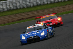 #12 Calsonic Impul GT-R: Dominik Schwager, Sébastien Philippe