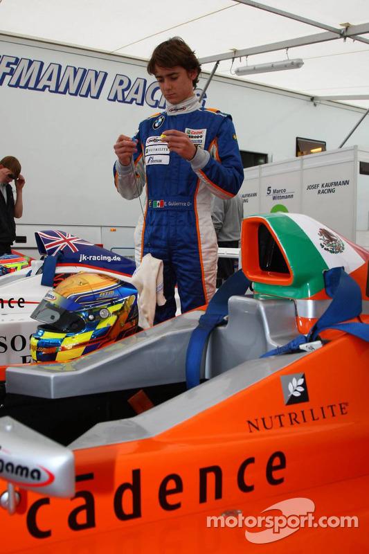 Esteban Gutierrez, Josef-Kaufmann-Racing