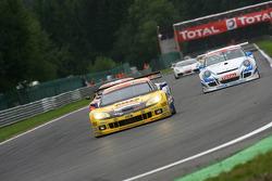 #5 Phoenix Carsport Racing Corvette Z06: Alexandros Margaritis, Jos Menten, Robert Schlunssen, Uwe Alzen