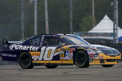 Patrick Carpentier spins