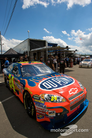 Dupont Chevy at tech inspection