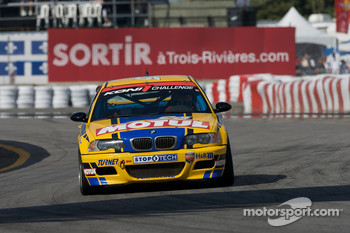 #96 Turner Motorsport BMW M3 Coupe: Matt Alhadeff, Bill Auberlen