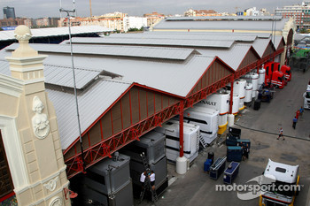 Team Garages