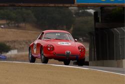 Jeff Hill, 1962 Alfa Romeo SZ