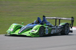 #9 Highcroft Racing Acura ARX-01B: David Brabham, Scott Sharp