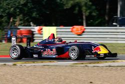 Brendon Hartley, Carlin Motorsport Dallara-Mercedes
