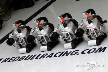 Red Bull Racing, brake coolers