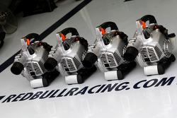Red Bull Racing, brake coolers