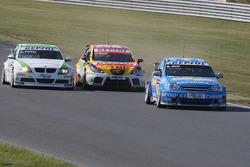 Augusto Farfus, BMW Team Germany, BMW 320si, Jordi Gene, SEAT Sport, SEAT Leon TDI, Robert Huff, Chevrolet, Chevrole Lacetti