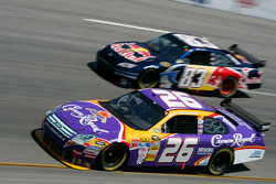 Jamie McMurray and Brian Vickers