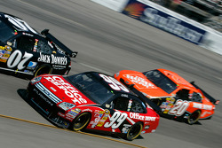 Carl Edwards and Tony Stewart