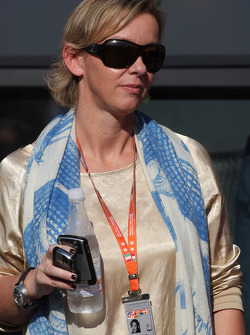 Sabine Kehm, Michael Schumacher's press officer