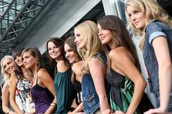 Formula Una's girls